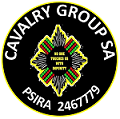 CAVALRY LOGO SMALL BLACK BACKGROUND TRANSPARENT